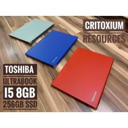 TOSHIBA Portege i5 8GB 256SSD