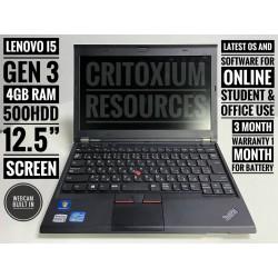 Lenovo i5 4GB 500HDD